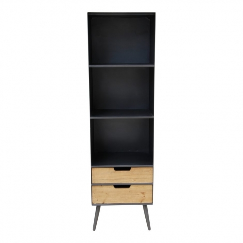 Mariah Three Level Bookshelf