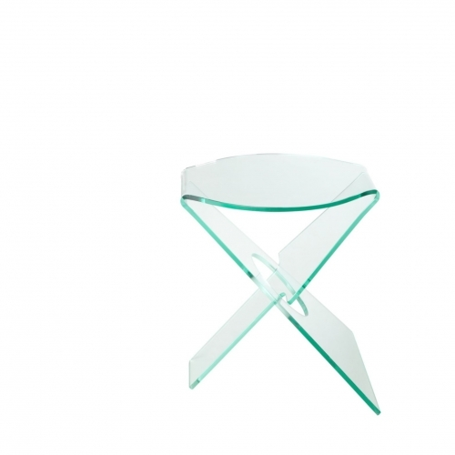 Clarity End table
