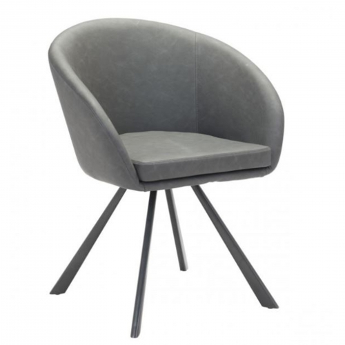 Bromelia Dining Chair Gray