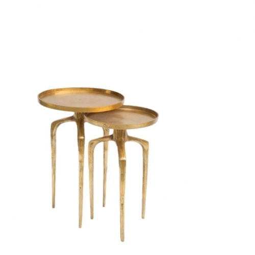Claw End Table Set