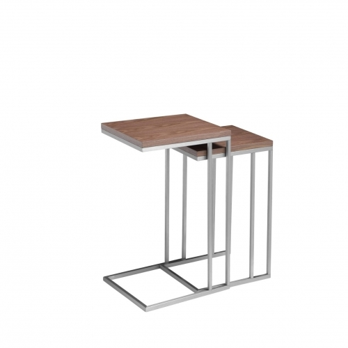 Mode End Table