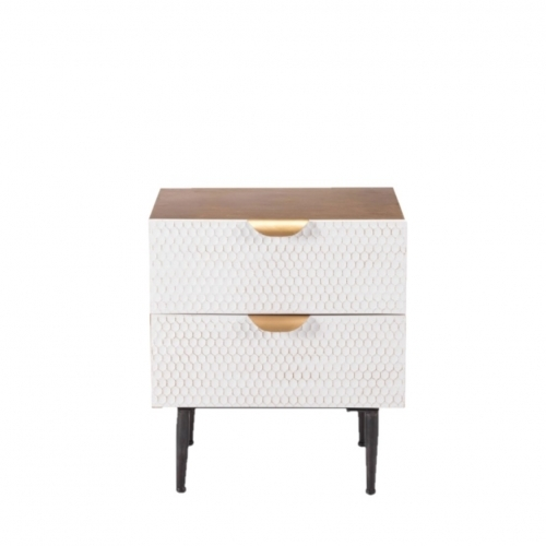 BeeHive End Table