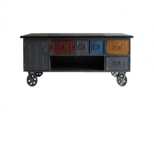 Cart TV Stand