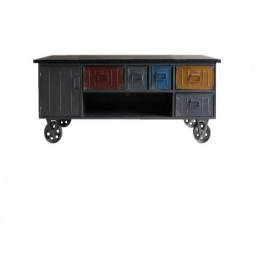 Cart TV Stand