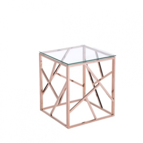 Shatter End Table