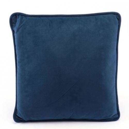 Velvet Pillow Navy