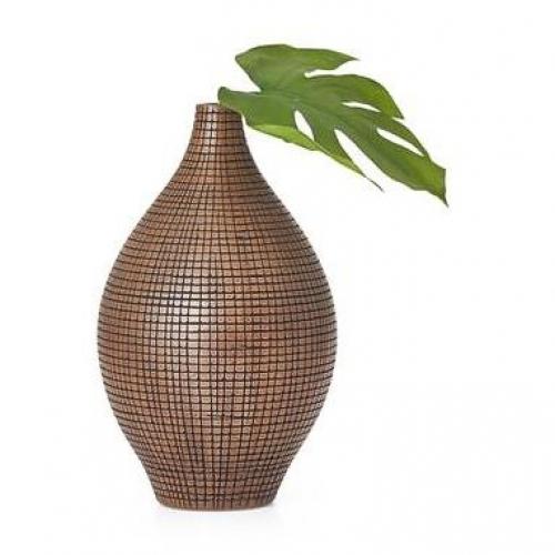 Pattern Vase Tall
