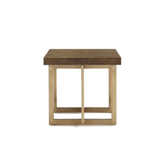 Elm End Table