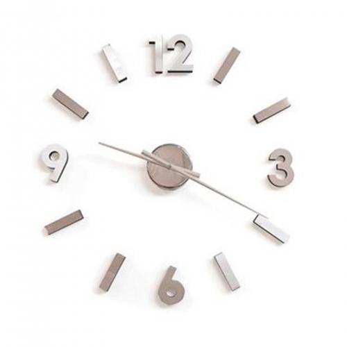 Adhesive Clock