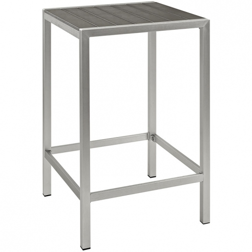 Aluminium Bar Table