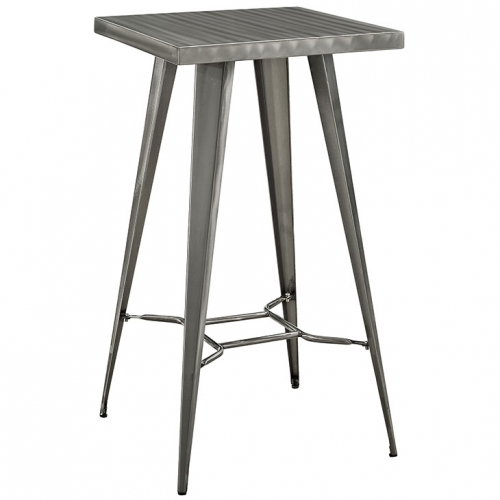 Metal Bar Table
