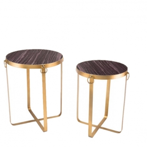 Analina End Table Set