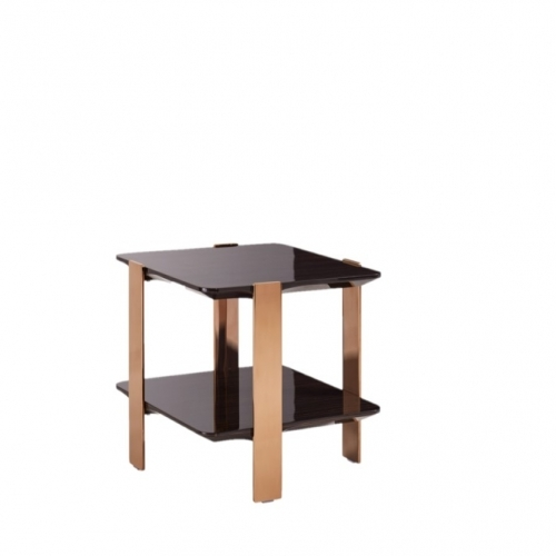 BlackRose End Table