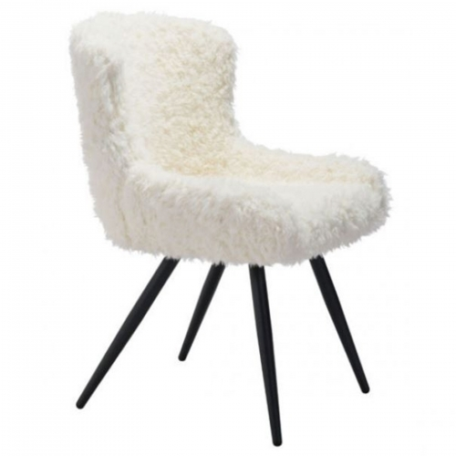 Poofy Dining Chair